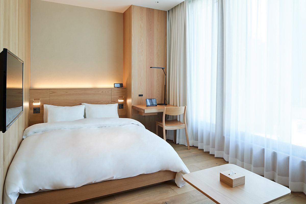 客室 | MUJI HOTEL GINZA
